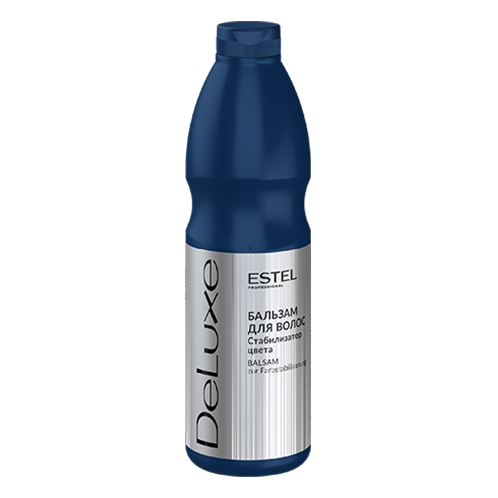 De Luxe Balsam pentru par Stabilizator de culoare 1000 ml