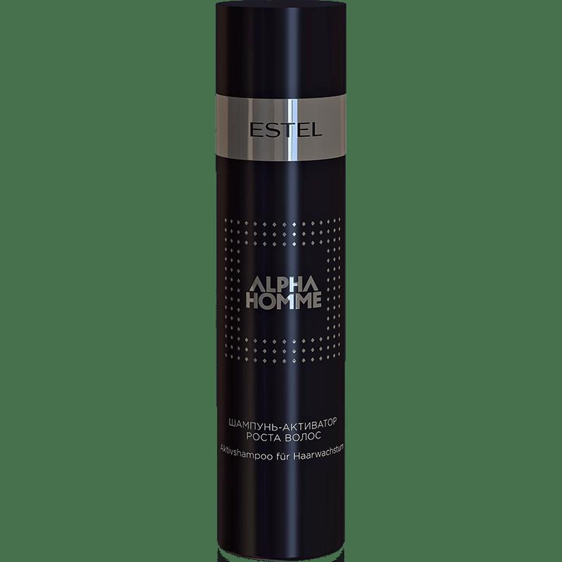 ALPHA HOMME Sampon-activator pentru cresterea parului 250 ml
