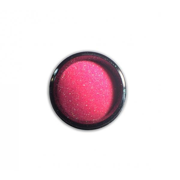 "95214Sclipici pentru unghii ""Didier Lab"", intensive pink 2,5g/Nail glitter ""Didier Lab"", intensive p"