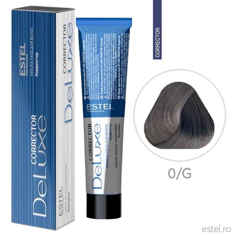 Corector De Luxe 0/G gri 60 ml
