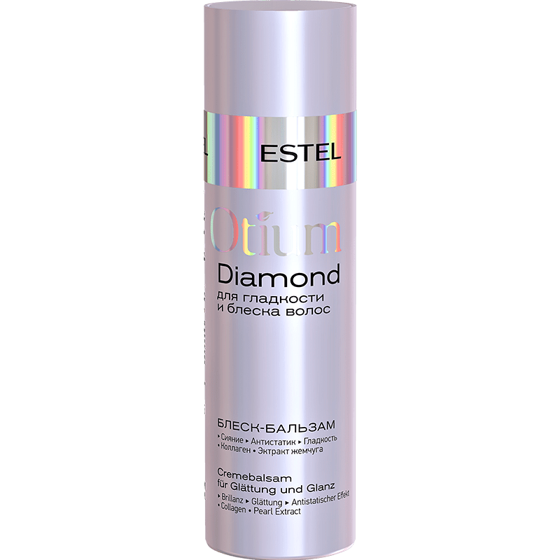 Estel Otium Diamond Balsam pentru netezire si luciu 200 ml