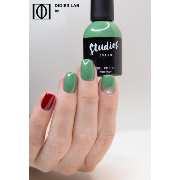 Gel lac semipermanent pentru unghii Didier Lab Studios - New icon/Gel Polish Studios - New icon , 8 ml