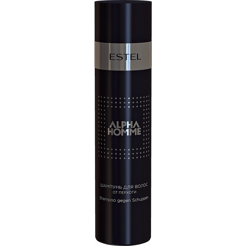 ALPHA HOMME Sampon anti-matreata pentru par 250 ml