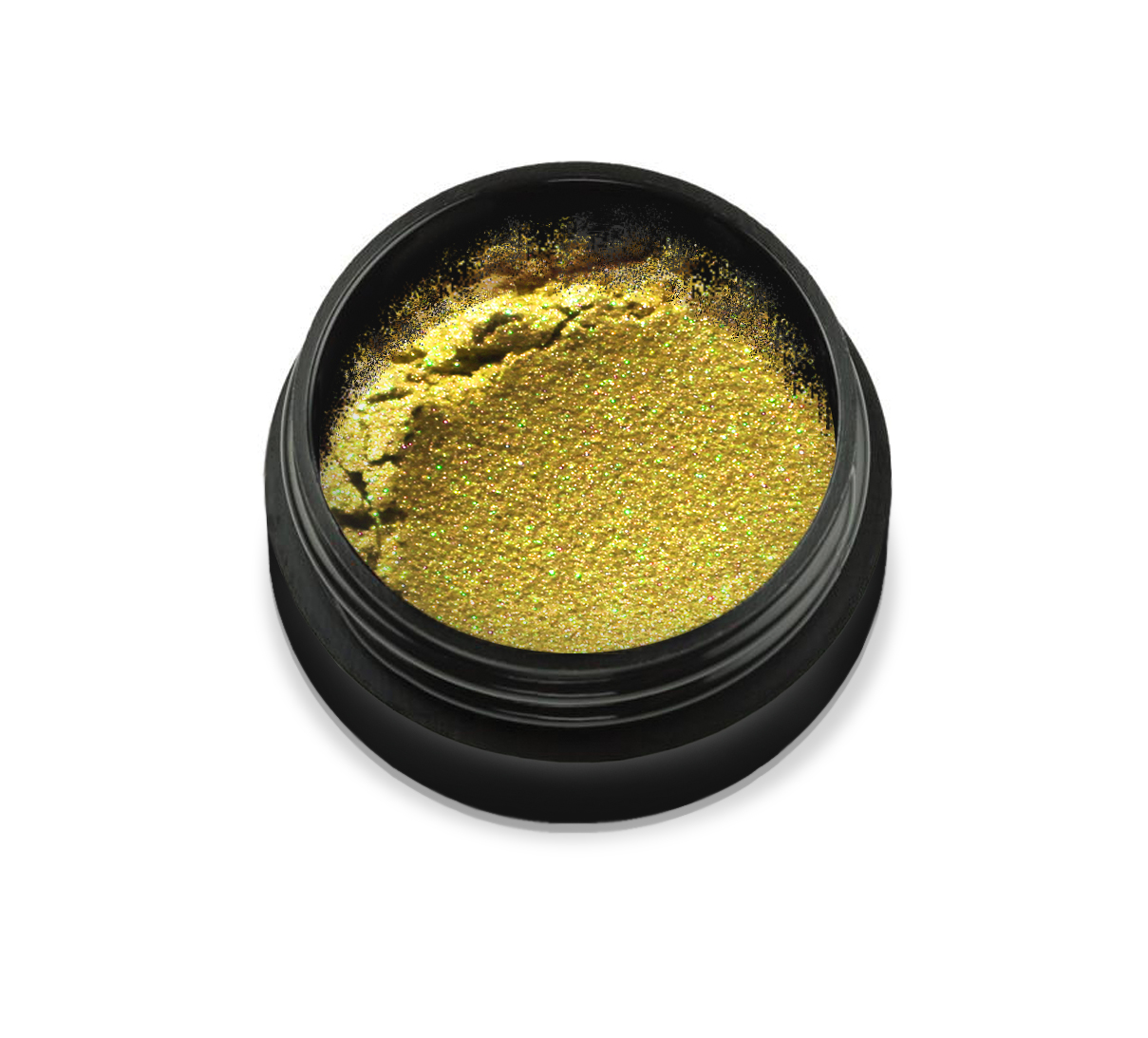 "6113 Pudra cu pigmenti 'Didier Lab"", magic yellow, 2,5g/Pigment powder 'Didier Lab"", magic yellow"