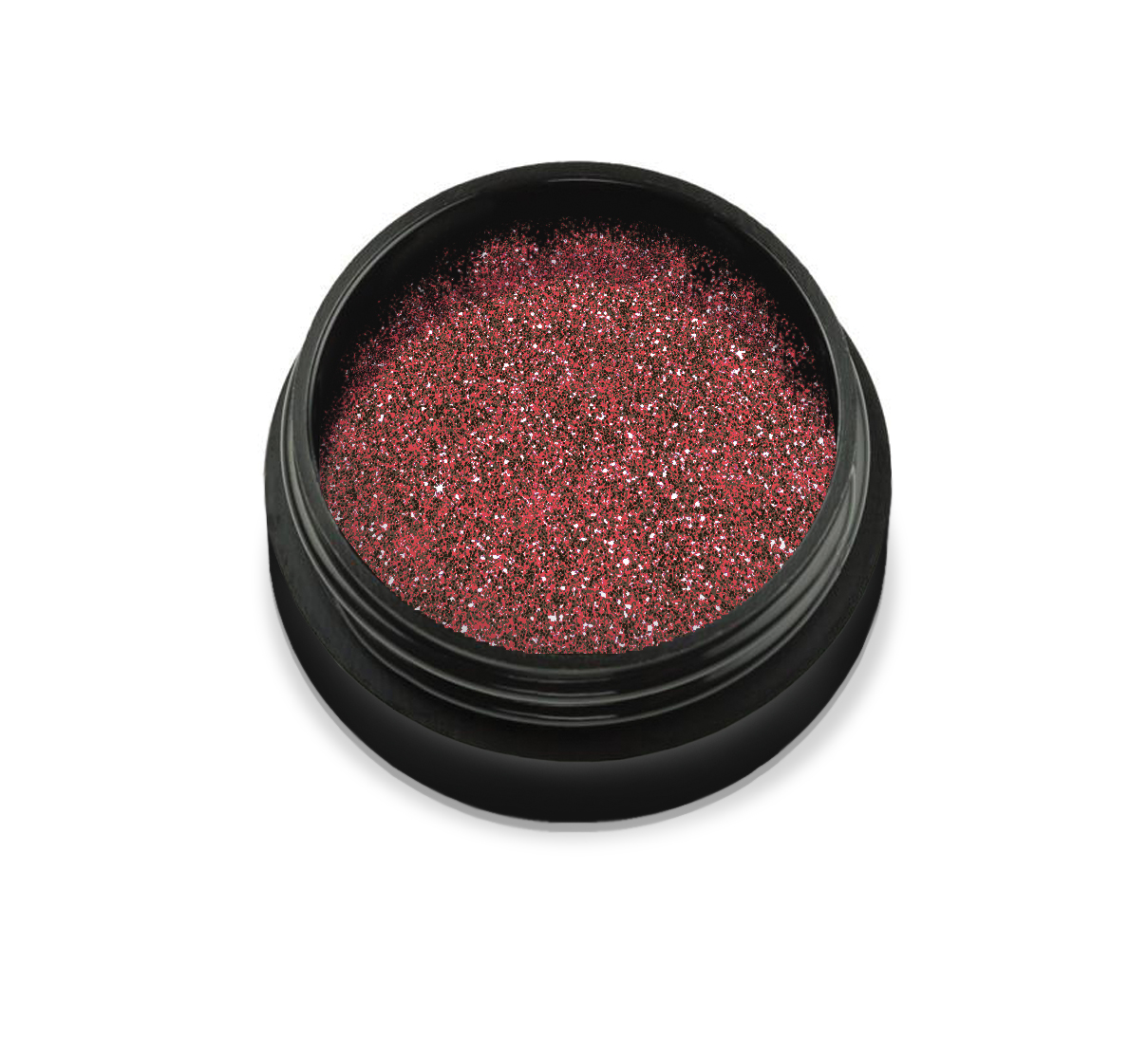 "97301Sclipici pentru unghii ""Didier Lab"",dusty red 2,5g/Nail glitter ""Didier Lab"",dusty red"