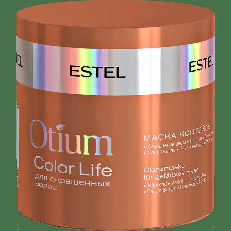Estel Otium COLOR LIFE Masca-cocktail pentru parul vopsit 300ml