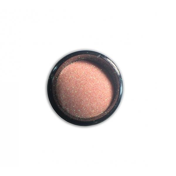 "95216Sclipici pentru unghii ""Didier Lab"", light pink 2,5g/Nail glitter ""Didier Lab"", light pink"