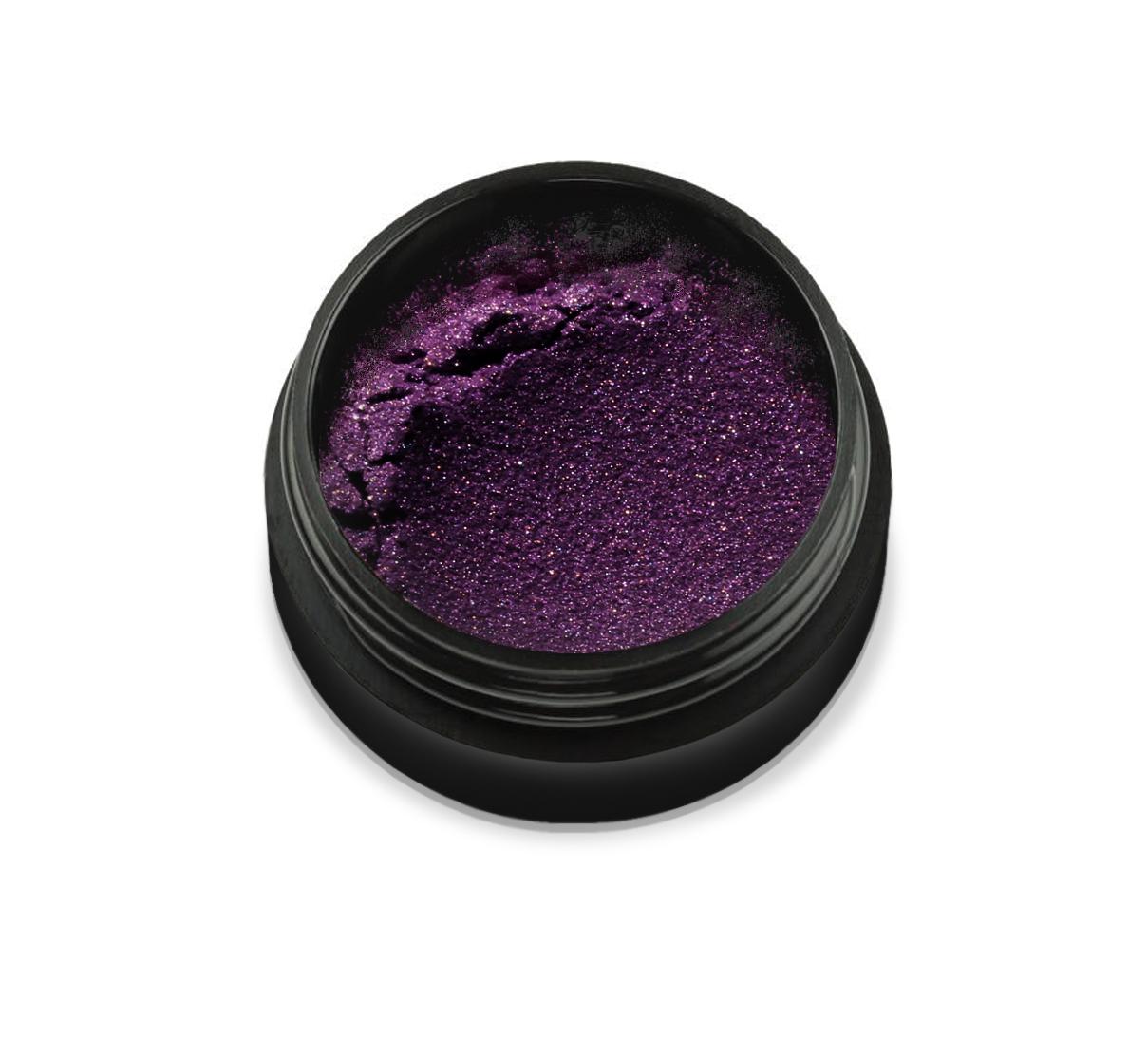 "6035 Pudra cu pigmenti 'Didier Lab"",dark purple 2,5g/Pigment powder 'Didier Lab"",dark purple"