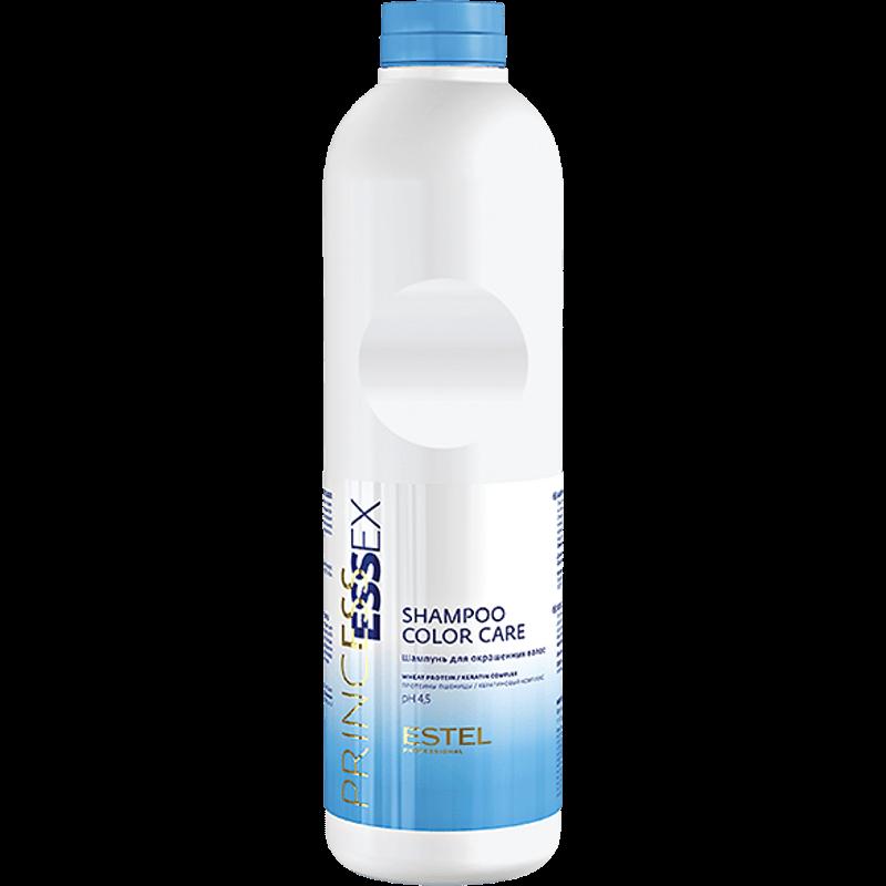 Princess Essex Şampon pentru păr vopsit stabilizare culoare, 1000 ml