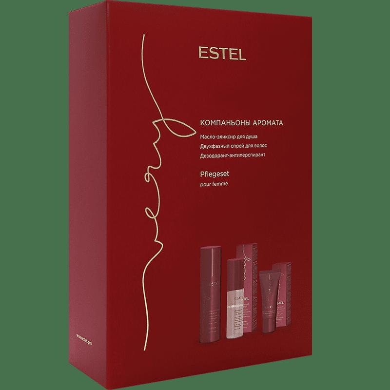 VERY Cmpanioni ai aromei (ulei elixir pt dus 200 ml, spray pt par 100 ml, deodorant 50 m)