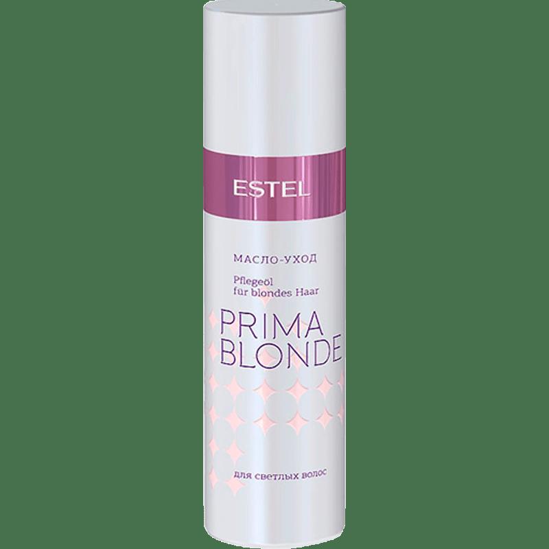 Prima Blonde Ulei pentru par blond 100 ml