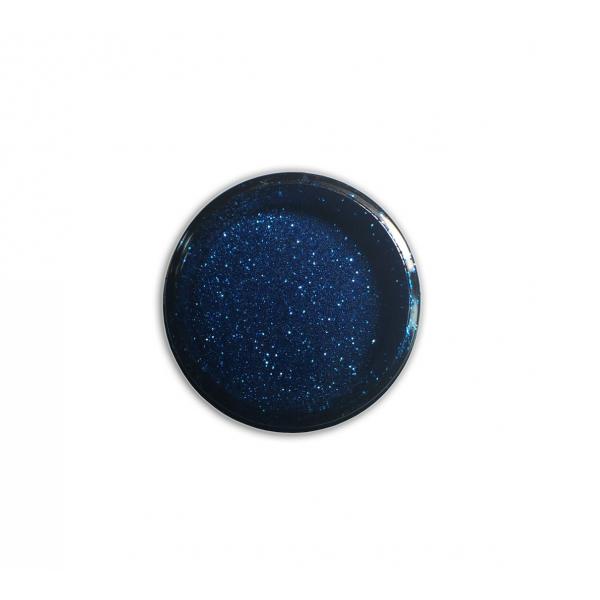 """96401Sclipici pentru unghii """"Didier Lab"""", night blue 2,5g/Nail glitter """"Didier Lab"""", night blue"""