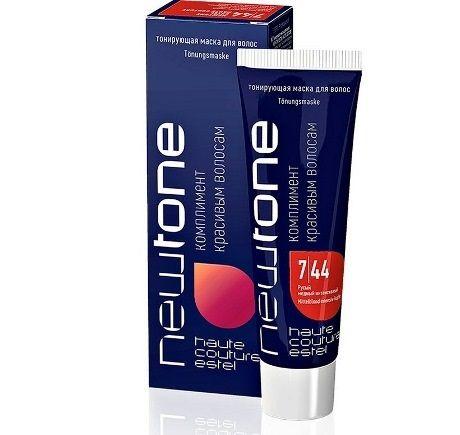 ESTEL HC NewTone 7/44  masca nuantatoare 60 ml pentru par