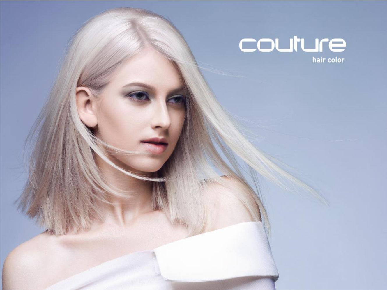 Vopsea permanenta pentru par Blond Bar Couture BBC/36 Blond auriu-violet 60 ml