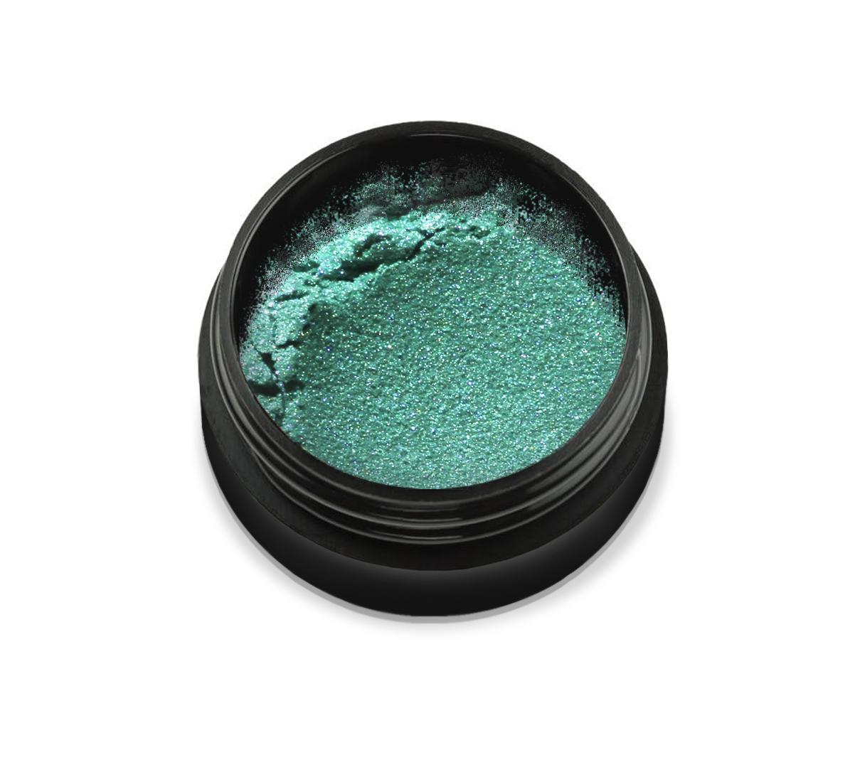 """6053 Pudra cu pigmenti 'Didier Lab"""", pink green 2,5g/Pigment powder 'Didier Lab"""", pink green"""