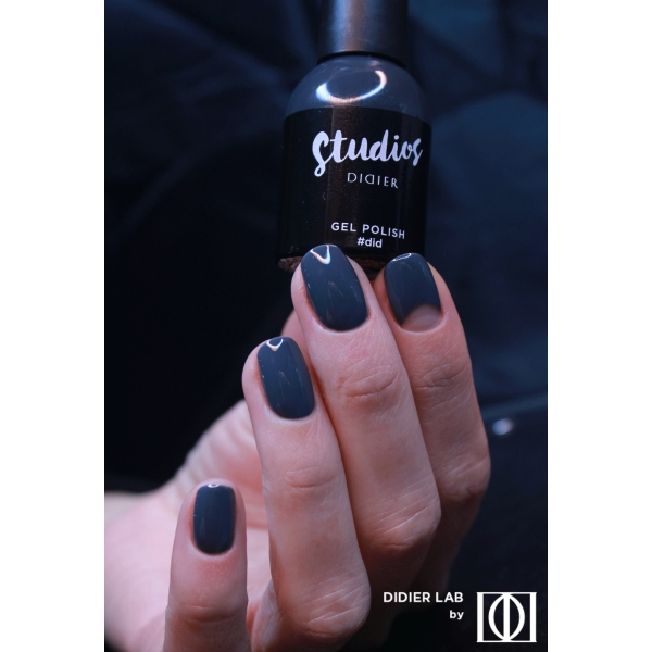 Gel lac semipermanent pentru unghii Didier Lab Studios - #did/Gel Polish Studios - #did, 8 ml
