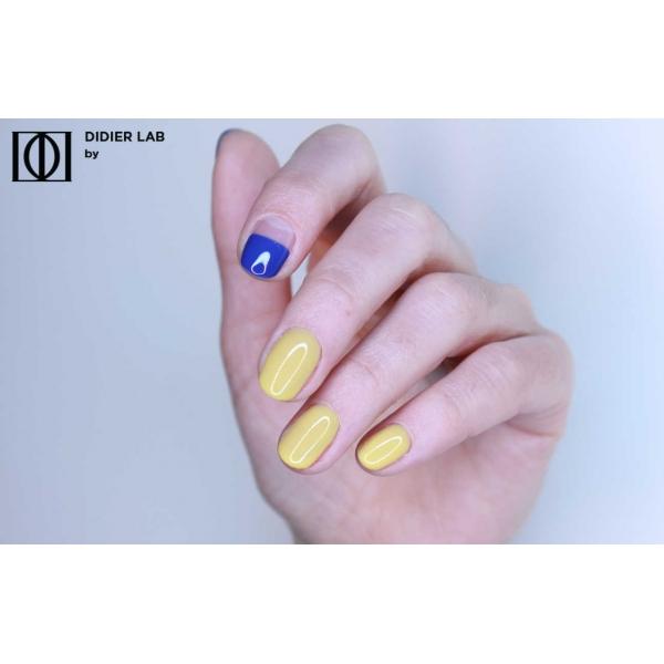 Gel lac semipermanent pentru unghii Didier Lab Studios - Vibrant smile/Gel Polish Studios - Vibrant smile , 8 ml