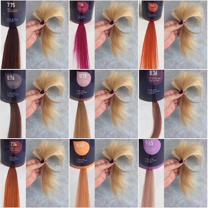 Masca nuantatoare  pentru păr Haute Couture NewTone 8/61 Blond deschis violet cenusiu 435 ml