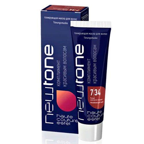 ESTEL HC NewTone 7/34 masca nuantatoare 60 ml pentru par