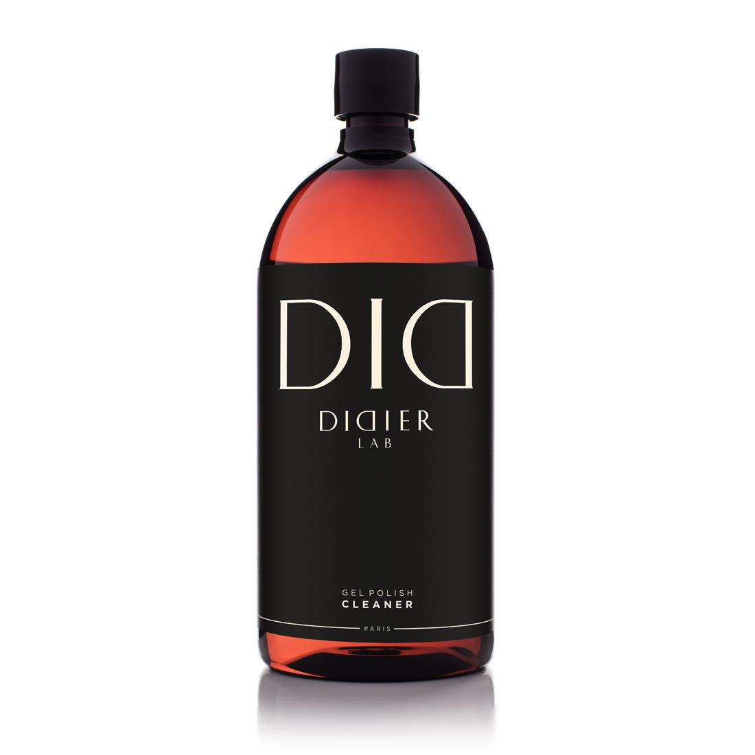 """Lichid pentru curatarea gelului de lustruire """"Didier Lab""""1000ml/Gel Polish Cleaner """"Didier lab""""1000ml"""