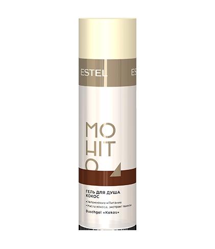 M/M3 ESTEL MOHITO Kit-3 mango-fructul pasiunii (sampon 200ml, balsam 200ml, gel de dus 200ml)