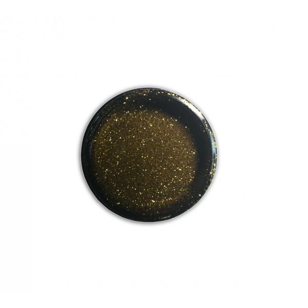 """96101Sclipici pentru unghii """"Didier Lab"""", dark gold 2,5g/Nail glitter """"Didier Lab"""", dark gold"""
