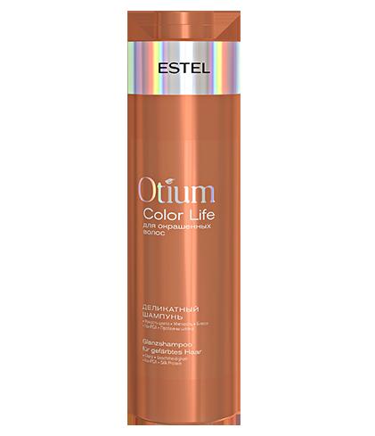Estel Otium COLOR LIFE Sampon delicat pentru parul vopsit 1000 ml