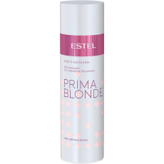 Prima Blonde Balsam pentru par blond 200 ml