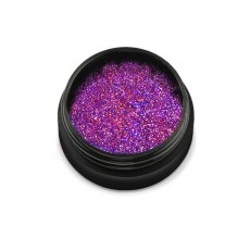 "97307Sclipici pentru unghii ""Didier Lab"",  classic violet 2,5g/Nail glitter ""Didier Lab"",  classic v"