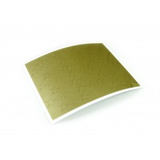 "Stiker pentru unghii ""Didier Lab"", Nr19, gold/Nail art sticker ""Didier lab"", No19,gold"