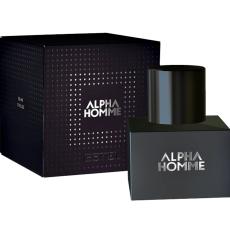 ALPHA HOMME Apa de parfum pentru barbati 50 ml