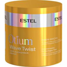 Estel Otium Wave TWIST Masca - crema pentru parul ondulat 300 ml