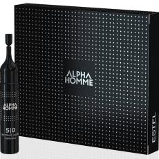 ESTEL Alpha Homme Vopsea pentru par blond inchis Alpha Homme 6/0 10 ml