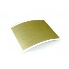 "Stiker pentru unghii ""Didier Lab"", Nr5, gold/Nail art sticker ""Didier lab"", No5,gold"