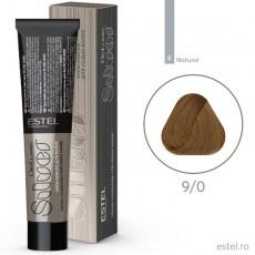 Vopsea permanenta de par De Luxe SILVER 9/0 Blond 60 ml