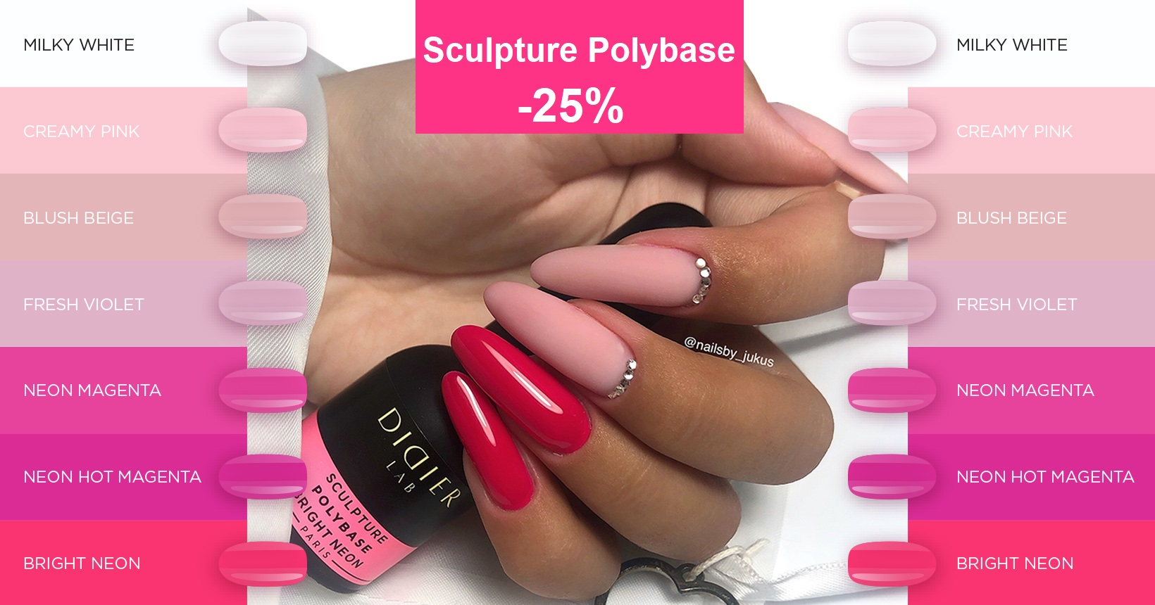 Sculpture Polybase -25% reducere