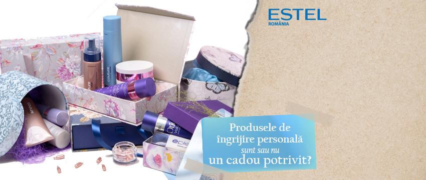 Produsele de îngrijire personala, sunt sau nu un cadou potrivit?