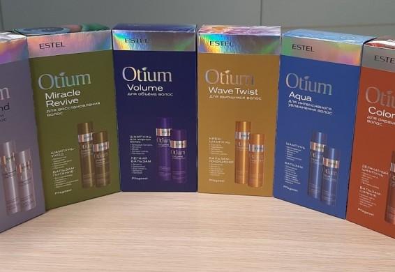 Seturile Estel Otium - un cadou deosebit pentru părul tău